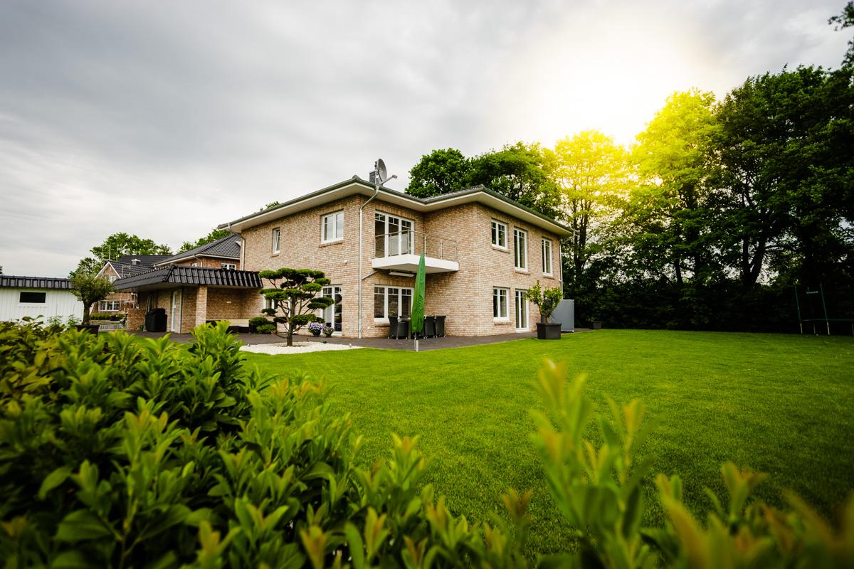 Grundstückbesitzer Klein Nordende